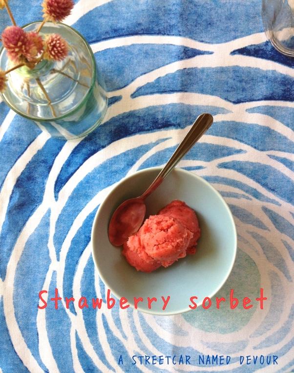 Now in season: strawberries!