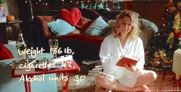Bridget and her diary