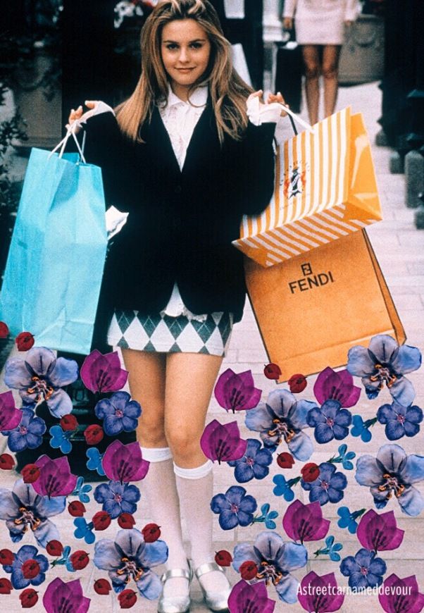 CLUELESS. Image shot 1995. Exact date unknown.
